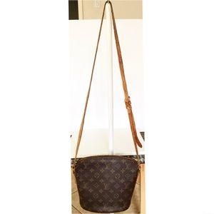 💯Authentic Louis Vuitton Drouot Crossbody Bag